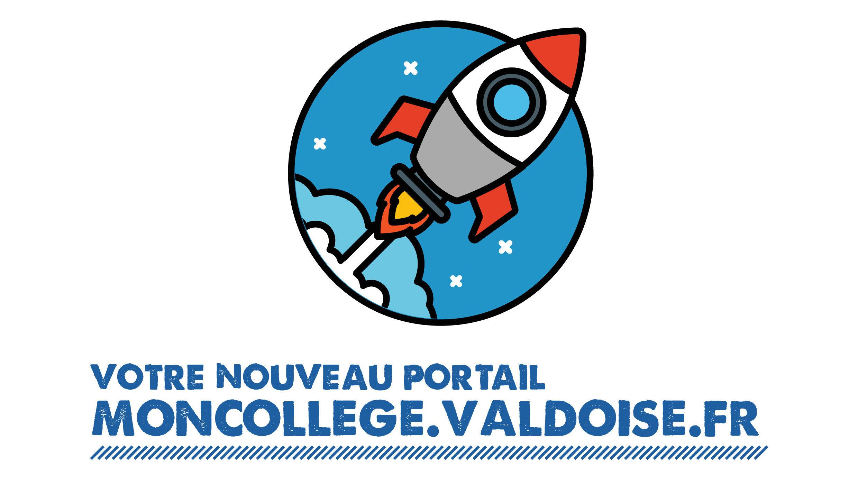 Logo moncollege.valdoise.fr